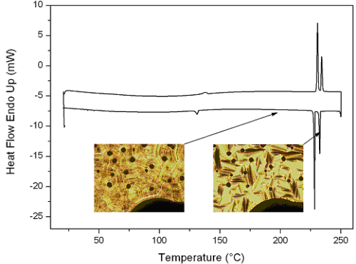 Thermal processing of polymers